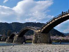 2019年3月 桜見ツアー 岩国・錦帯橋を渡り散歩