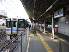 久しぶりのお出かけ 名古屋周辺をブラブラ【その4】 愛知環状鉄道に乗る