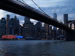 2019 ニューヨーク旅行記2:世界を変えた9.11&ブルックリン・ブリッジの夕景