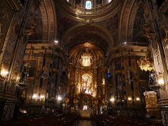 年末年始スペインアンダルシア旅行 その15 グラナダはアルハンブラ宮殿だけじゃない!教会も凄かった!