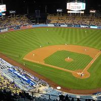 LAメジャーリーグ観戦とユニバーサルハリウッド観光・1日目