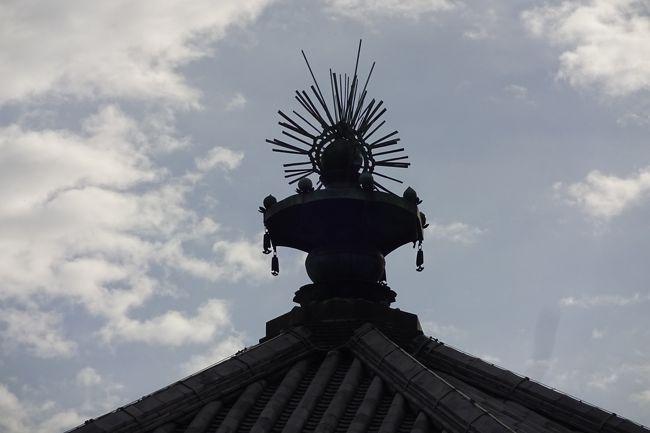 「隠された十字架・法隆寺論」に導かれて、明日香・斑鳩で車中泊(6/7)法隆寺の若草伽藍を探しまわる