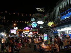 2010 GW タイ、ラオス、ベトナム旅⑥ バンコク 2度目のカオサンの巻