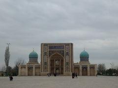 初めての中央アジア、ウズベキスタン(2)