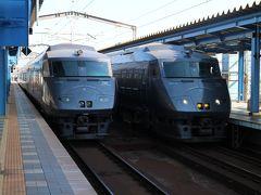 【鉄道のみ】JR九州、787系特急にちりんのグリーン車で宮崎から大分へ。