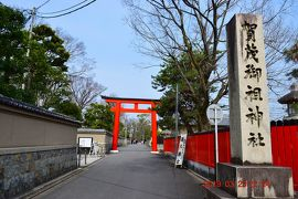 2019春 『そうだ!京都、行こう!』パワースポット下鴨神社~鴨川先斗町までを散策《1日目-2》