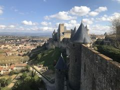 2019年 フランス~スペイン レンタカーで巡る旅(9) カルカッソンヌ