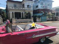 キューバ編�ハバナ、クラシックカーに乗ってみた!