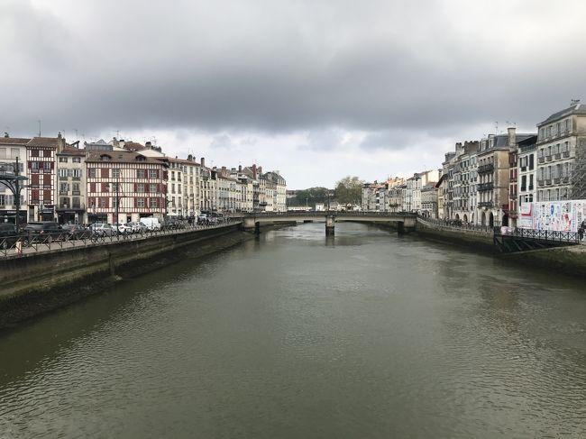 2019年 フランス~スペイン レンタカーで巡る旅(15) バイヨンヌ