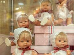 '18-'19 スペイン13 : ブサカワ人形に出会いゲルニカに対面する
