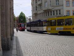 ゲルリッツへドレスデンからちょい旅……ポーランドと国境を接するドイツ最東端の街にはかわいい路面電車が