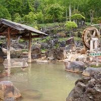 食を求めて再び北へ!4ヶ月ぶり北海道の旅�豊平峡温泉へ日帰り旅行、そして帰宅