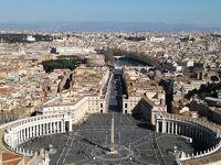2019 ローマ&イタリアの小さな街+ちょっぴりイスタンブール �ローマ1日目 ヴァチカン市国、トレヴィの泉など <後半>