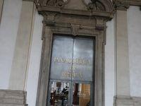 ミラノMilanoのブレラ絵画館とアンブロジアーナ絵画館