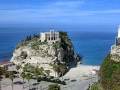 Lunga vacanza(シチリア・カラブリア・カンパーニア)シッラ・トロペア[5]ティレニア海を望む秘密のリゾート