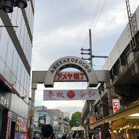 2019年GW3泊4日の旅(東京〜大阪〜京都)
