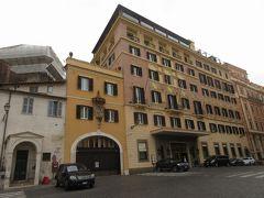 東地中海クルーズ アテネ~ローマへ(9)-3 ローマ・スペイン広場Hassler hotel 泊