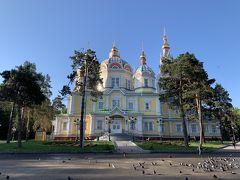 独立国訪問150ヶ国達成!2019GWは中央アジア12日間の旅(1)アルマトイまでの移動とプチ観光編