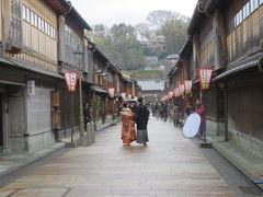 【復刻】北陸路・飛騨路(21)金沢・ひがし茶屋街