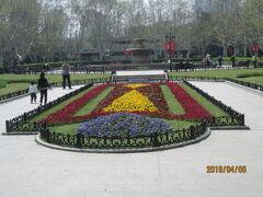 上海の復興公園・2019年春