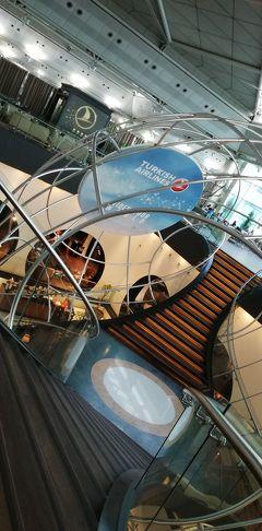 世界一周~ビジネスクラスで11ケ国周遊⑭~(ヨーロッパ編その1)トルコ航空ラウンジとローマ