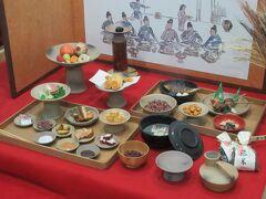 町屋の片泊まりで巡る京都の桜2019  その13 奈良で宮廷料理「天平の宴」