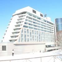 まだ春遠い北海道四日間の旅 ザ・ウィンザーホテル洞爺 ホテルステイ(*^-^*)