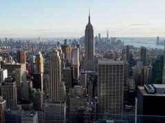 2019 ニューヨーク旅行記4:トップ・オブ・ザ・ロックからマンハッタンを眺める