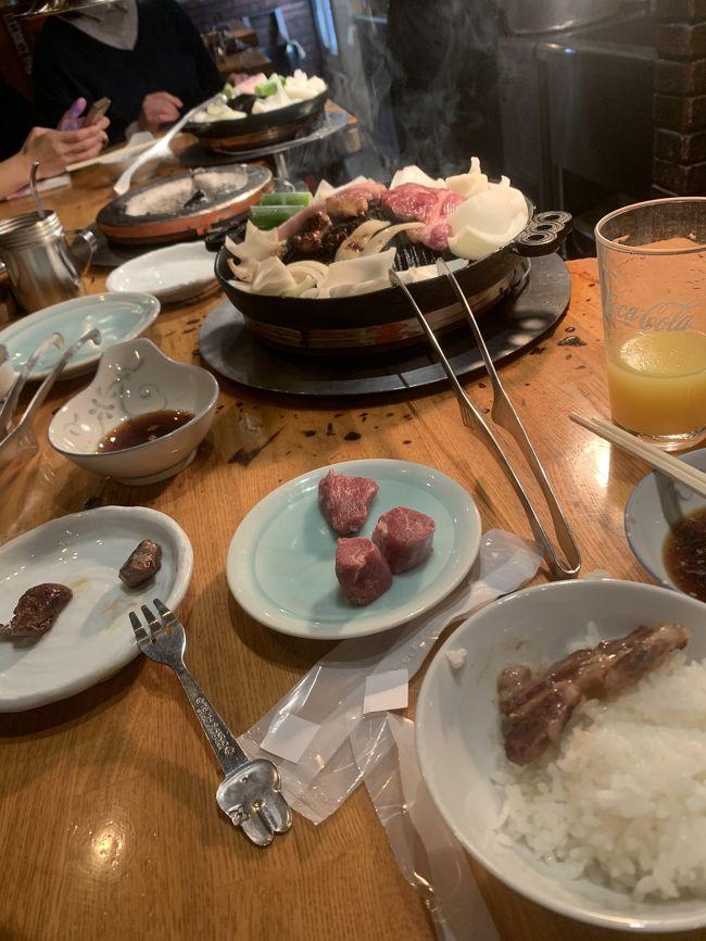 2019年4月 2歳児、初の飛行機で北海道へ~美食巡り ②1日目&2日目