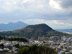 2019.3奈良・飛鳥旅行6終-甘樫丘,黒塚古墳,翌朝帰京する