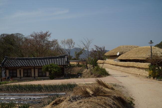 慶州観光ツアー(石窟庵、仏国寺、古墳など歴史遺跡、良洞村)