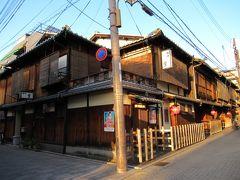 町屋の片泊まりで巡る京都の桜2019  その18 祇園花見小路東「旅館 紫」