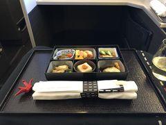 JAL ビジネスクラス搭乗記 ニューヨークJFK→羽田