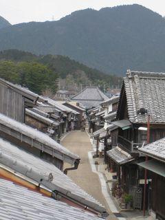 いつまでも残してほしい、ひっそりと趣ある関宿(東海道五十三次 47番目②)