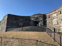 フィンランドの世界遺産 スオメンリンナ要塞