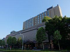 2017年9月 リーガロイヤルホテル東京 宿泊記