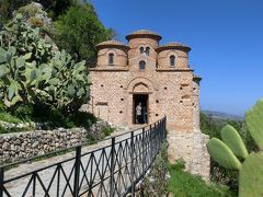 Lunga vacanza(シチリア・カラブリア・カンパーニア)ジェラーチェ・スティッロ[6]ヒザンツ聖堂に逢いに