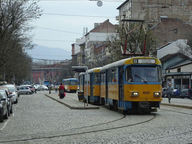 東欧鉄道の旅 その2(ブルガリア、ソフィアの街歩き)
