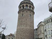 トルコ編�イスタンブールへ  新市街観光、トルコスイーツを食べる