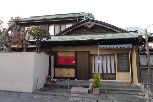 長谷寺門前にある古民家カフェ(https://4travel.jp/travelogue/11467574)は実は長谷寺の隣にある。閉店後の古民家カフェは古民家然としている。<br />(表紙写真は閉店後の古民家カフェ)