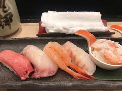 魚のアメ横新潟