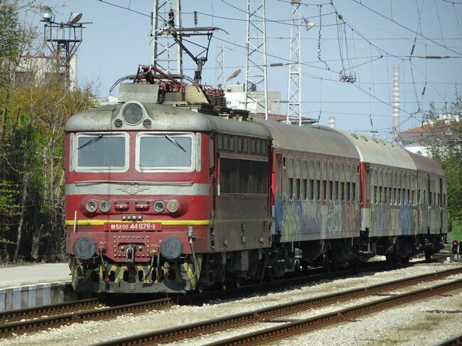 東欧鉄道の旅 その3(ブルガリアからルーマニアへ)