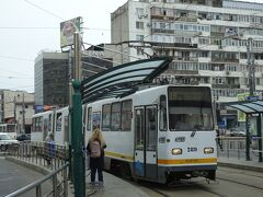 東欧鉄道の旅 その4 (ルーマニア、トラムに乗ってブカレストの街歩き)