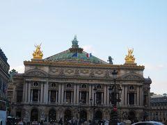 2019_3月 Paris 母娘2人旅(1)出発からオペラまで
