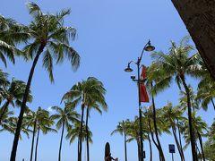 平成最後に初海外ひとり旅 〜ハワイ〜 Day1