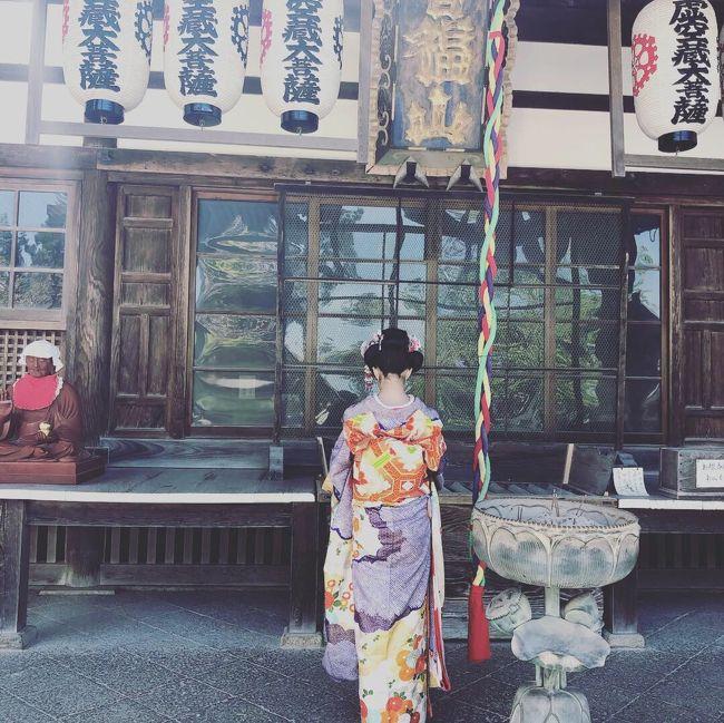 十三参りで有名な、京都 嵐山の法輪寺へ。<br />全国的にはあまり一般的ではないかな?男女とも数え年13歳に、厄除けと子供の多福・開運をお祈りする行事です。<br /><br />嵐山の写真スタジオ 心 さんで、着付けとヘアセットをしてもらいました。<br />娘の成長を家族でお祝い出来て、とても良い記念になりました。<br /><br />前日には、母の誕生日祝いも兼ねて グランヴィア京都のコトシエールへ。<br />京野菜をふんだんに使い、フレンチとイタリアンが融合された、京キュイジーヌと言うジャンルだそう。<br />アイデアあふれるお料理が多く、楽しめました。<br />アクセスも、CPもとても良いと思います。