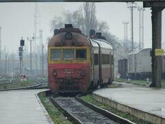 東欧鉄道の旅 その5(ちょこっとモルドバ、国境を越え列車で縦断)