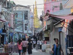 2019 タイ・バンコク 旧正月ソンクランに遭遇しながらもメーソートへぶらぶら歩き旅ー1