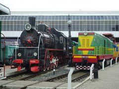 東欧鉄道の旅 その6(ウクライナ,鉄道博物館とキエフの街ぶら)