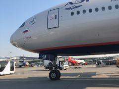 2019GW ウィーン・ベルリン音楽の旅        < プロローグ >  初めてのアエロフロート